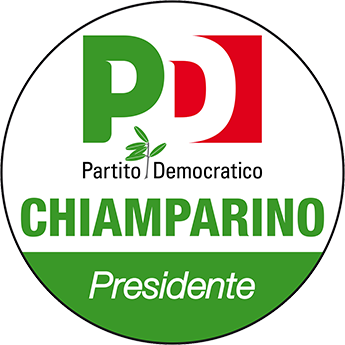 PD Chiamparino Presidente
