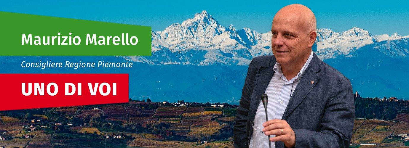 Maurizio Marello | Consigliere Regione Piemonte