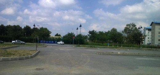 70 posti auto in viale Masera ad Alba