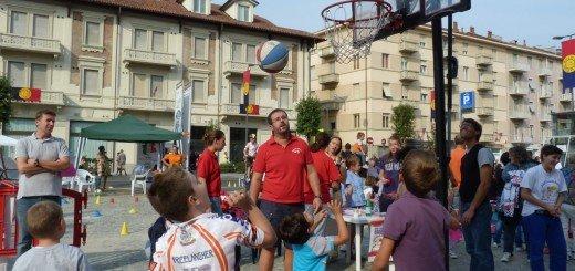 """Il 14 settembre arriva in piazza San Paolo """"Sport in piazza"""""""